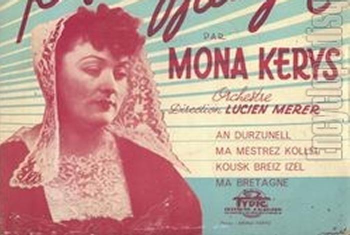 La chanteuse Mona Kérys revient à vous !