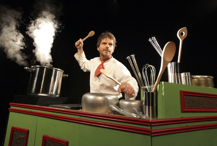 Spectacle «La cuisine de Léo»