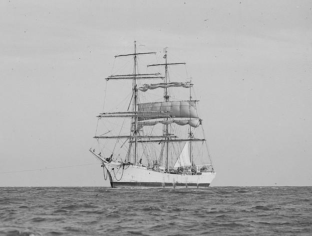 Conférence «Le mystère du grand voilier Emilie-Galline