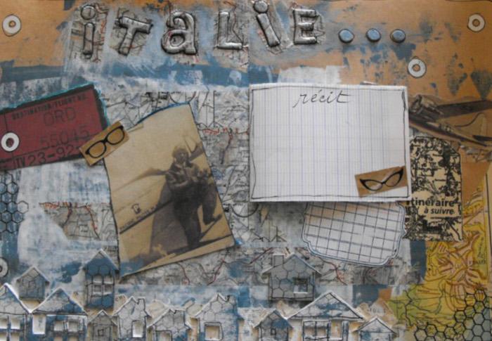 Atelier «Carnet de voyage»