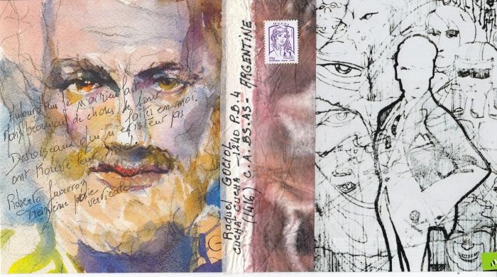 Exposition Art postal et Poésie