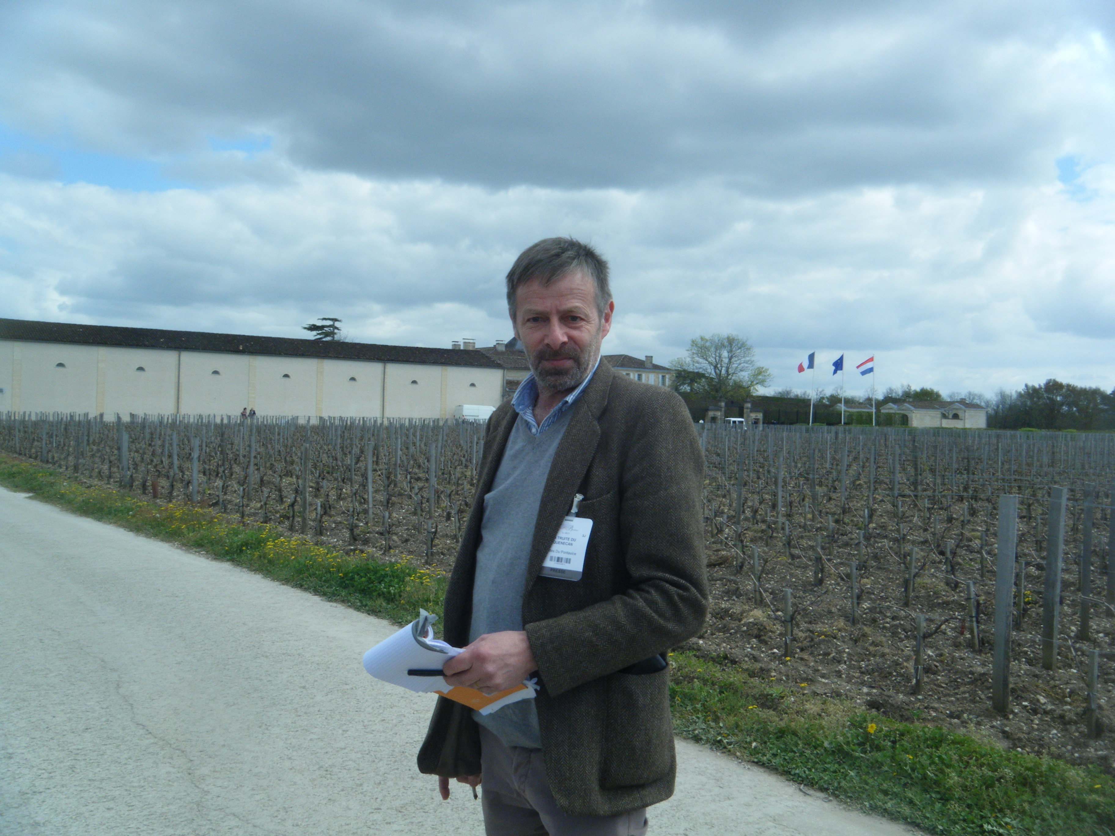 Conférence «Bretagne, les ports, la vigne»