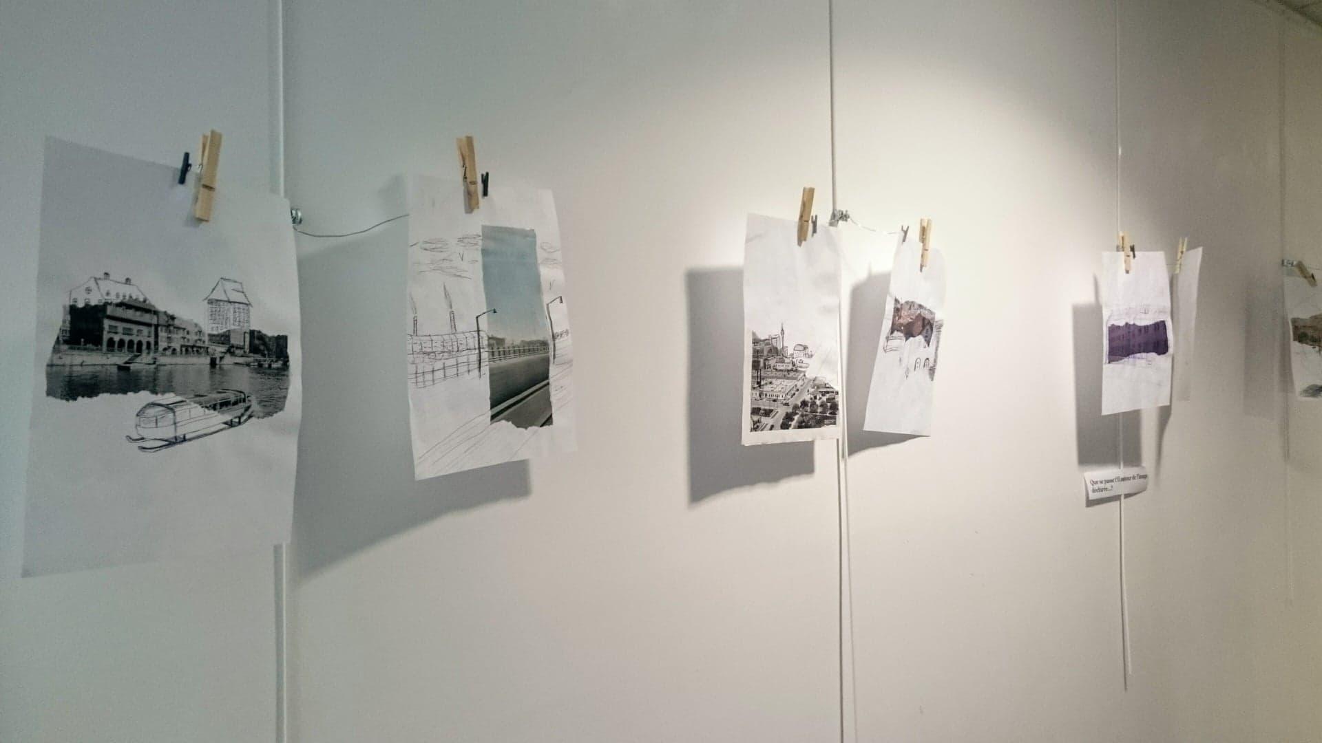 Exposition «Carnet de Voyage»