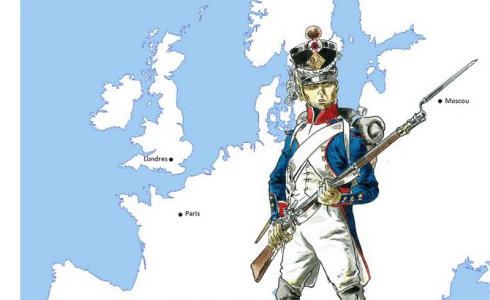 Conférence «Soldats bretons de l'Empire»