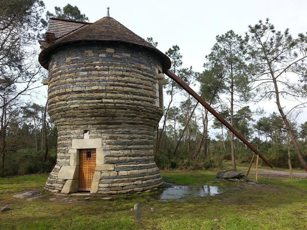 Conférence «Les moulins au Moyen-Age»