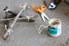 Atelier – Création de jouets buissonniers
