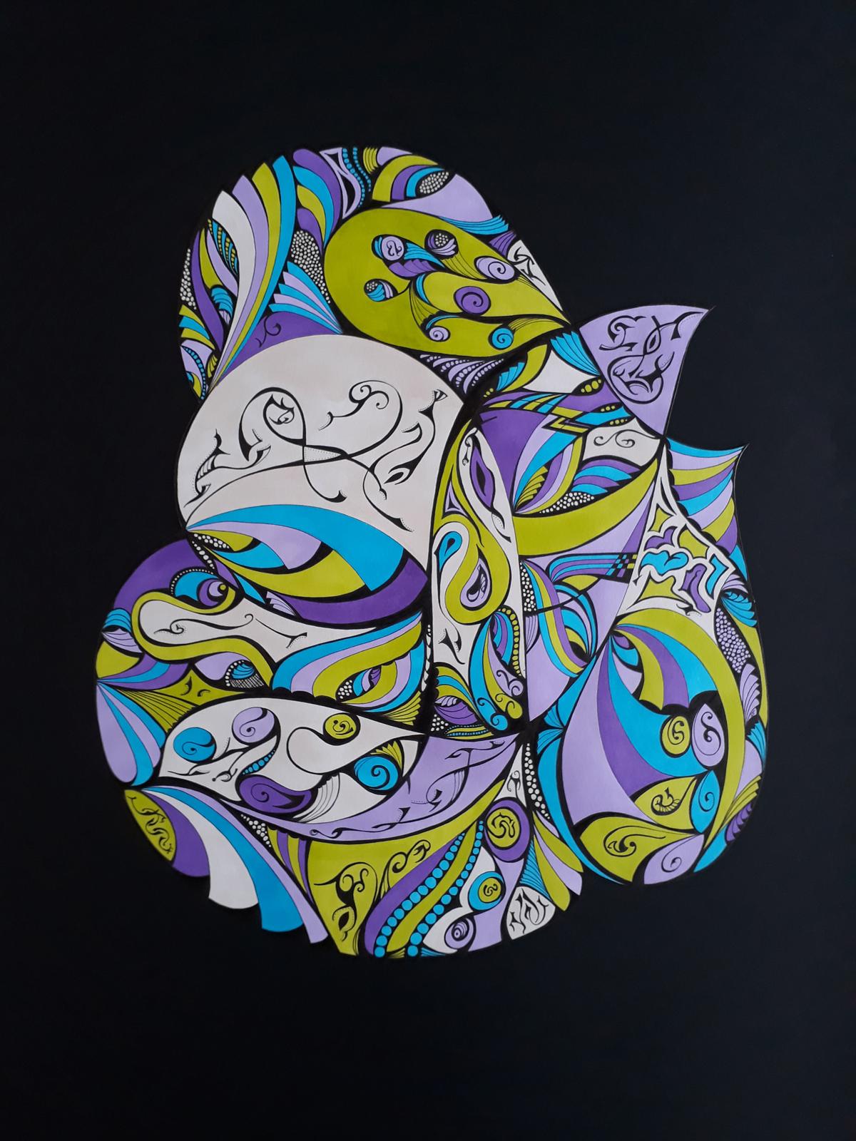«Les énergies en couleur» Par Stéphanie Vigneaud