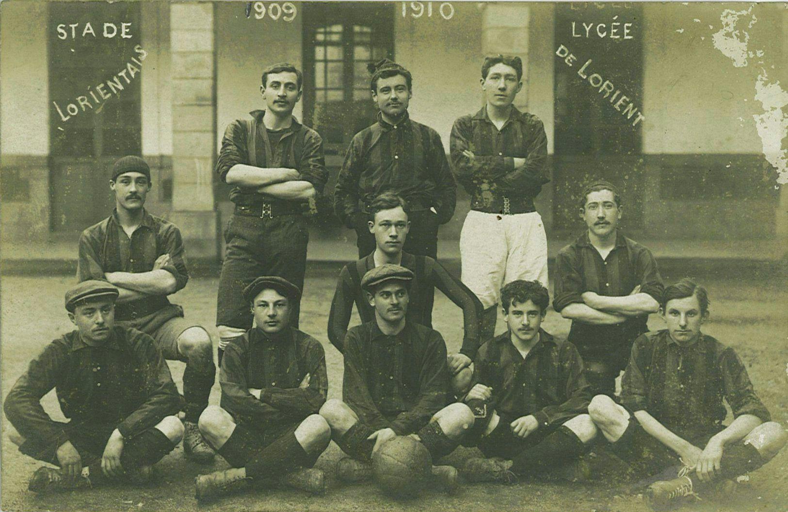 L'histoire du sport en Morbihan de 1850 à 1980