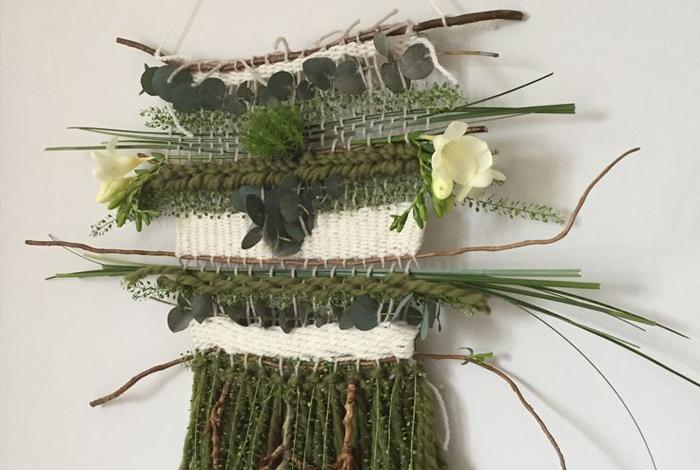 Atelier de Tissage végétal