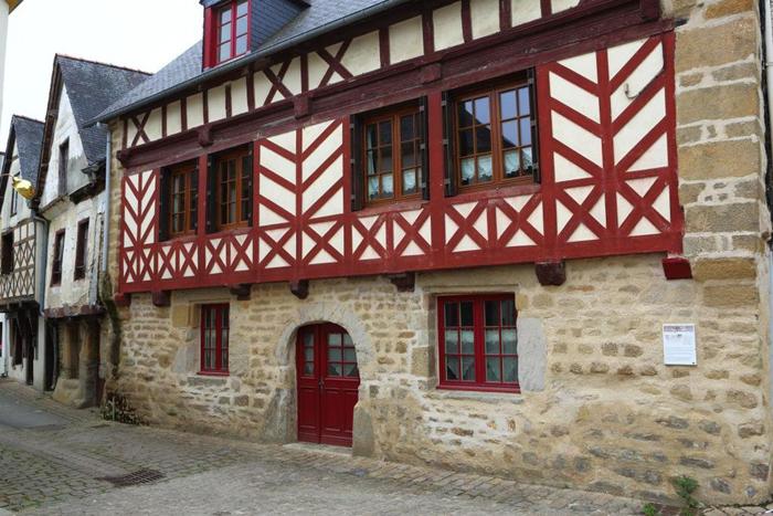Conférence «Josselin au Moyen-âge et les splendeurs de la Renaissance»