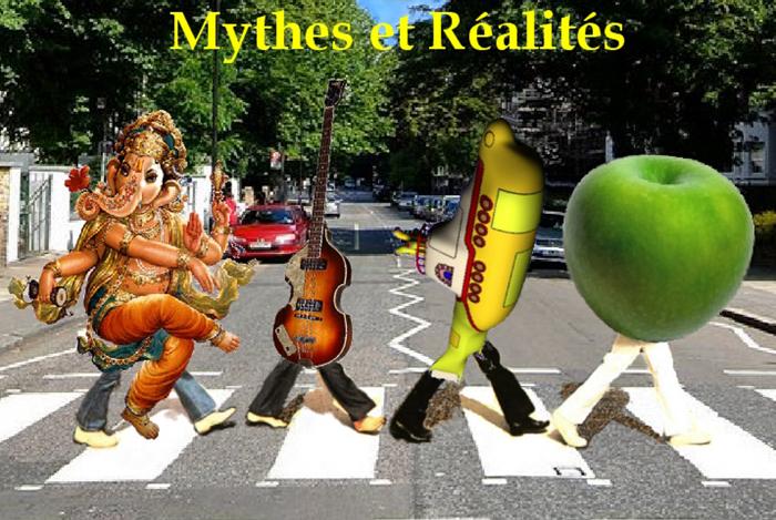 Conférence musicale «The Beatles : entre mythes et réalités»