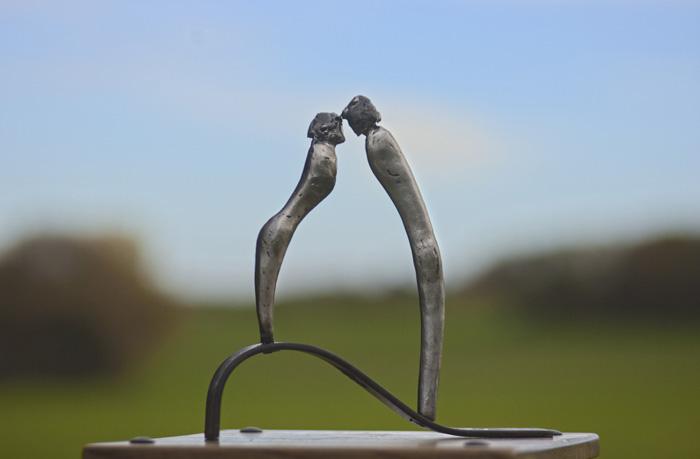 Exposition de sculptures d'Antoine Lory