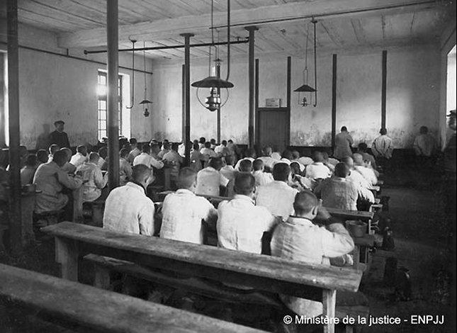 Conférence «Les colonies pénitentiaires de Langonnet et de Sainte-Anne-d'Auray «