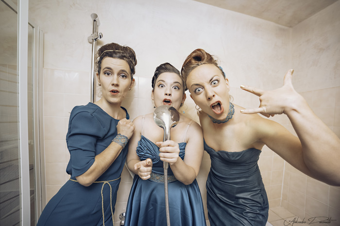 Concert  » The Turkey Sisters chantent l'amour …Oh là là ! »