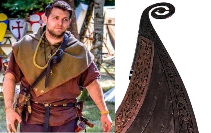 Conférence «Les Vikings à la conquête des mers»
