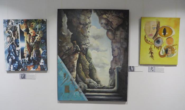 Invité du mois : l'artiste peintre MARCUS