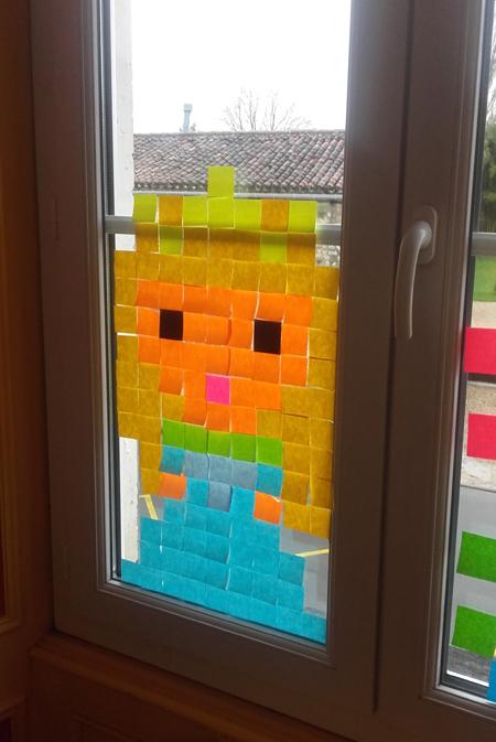 L'art à la Fenêtre