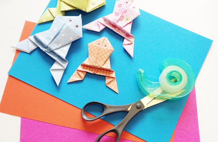 Origami et bricolages en papier