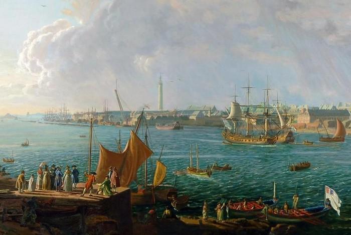 Conférence «La traite négrière à Lorient par la Compagnie des Indes»
