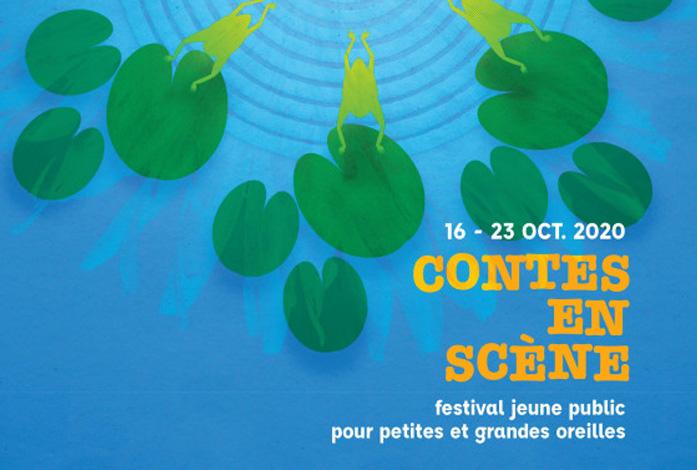 Festival Contes en scène – Du 16 au 23 octobre 2020