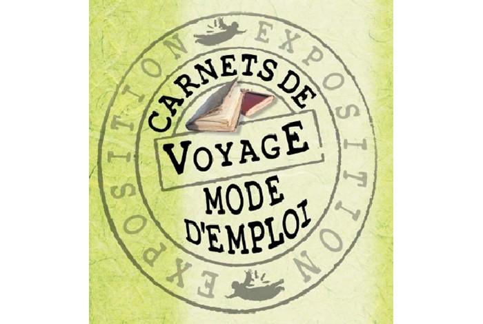 Exposition «Carnets de Voyage» du 2 au 28 février