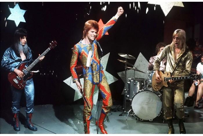 Concert pédagogique David Bowie Samedi 20 mars