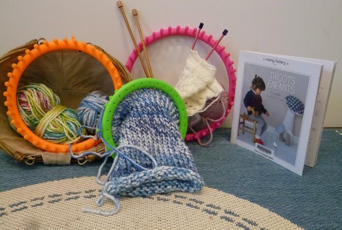 Les tricoteuses sont de retour !