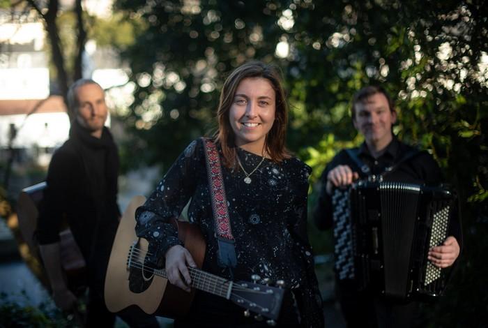 Le trio de Laurine Bassignani en résidence au Quatro !