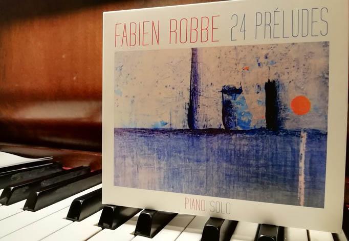 Fabien Robbe en concert !