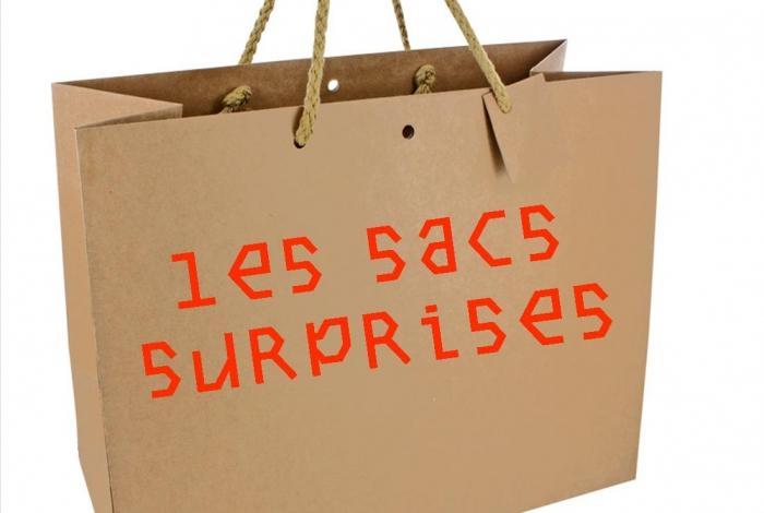 Les sacs surprises