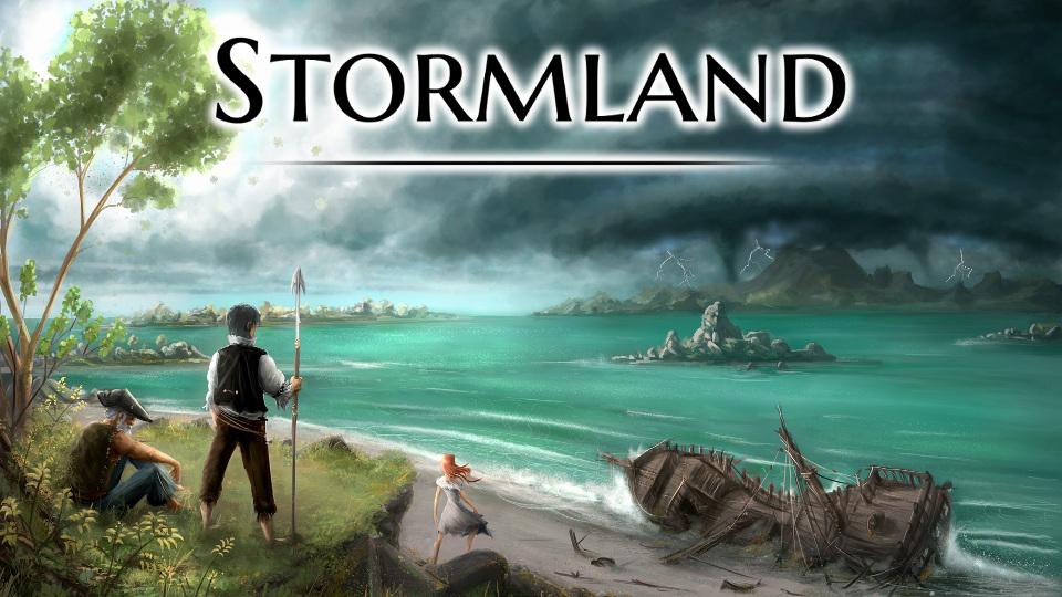 Stormland en avant première à la médiathèque