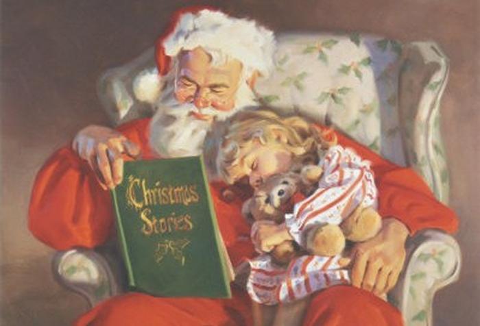 Patio à Histoires spécial Noël