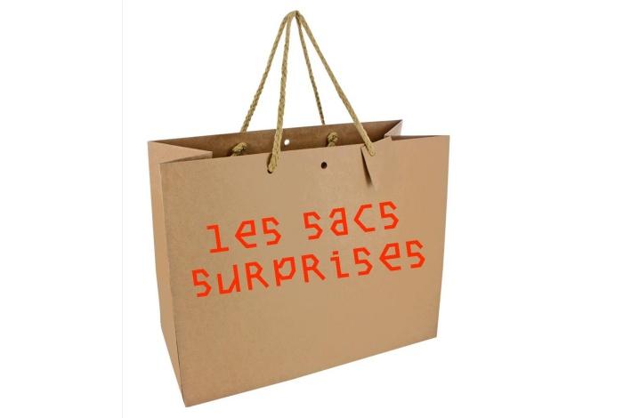 Les sacs surprises – Du 7 juillet au 31 août