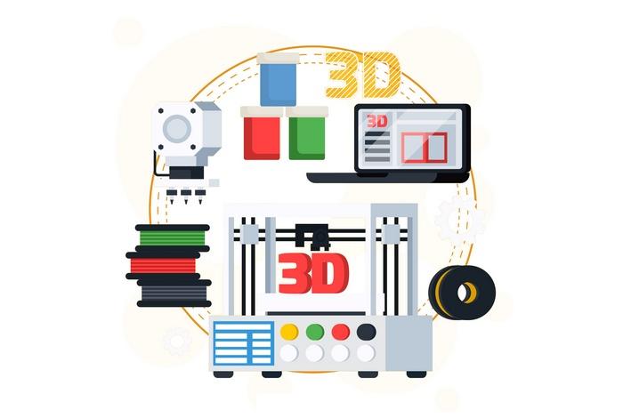 Atelier impression 3D