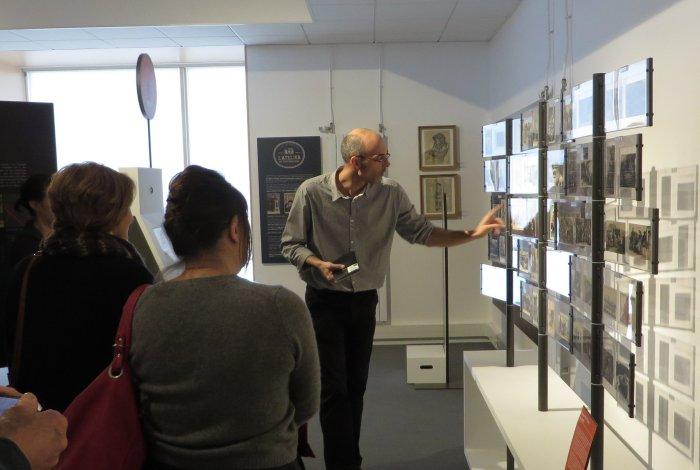 Visite guidée du Musée de la carte postale – Jeudi 6 août à 18h30
