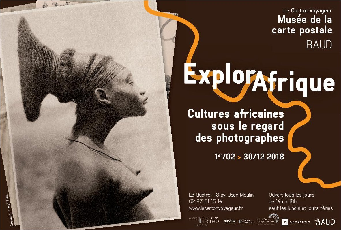 Visite guidée de l'exposition ExplorAfrique