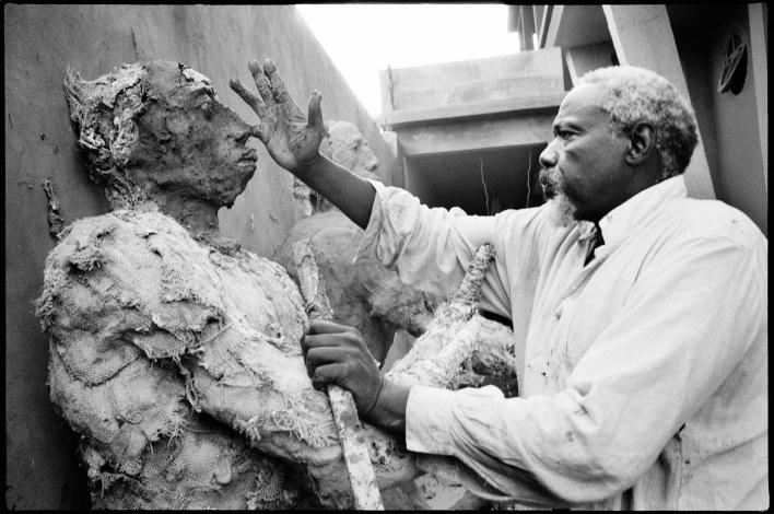 Conférence «Ousmane Sow, sculptures de puissance et de boue»