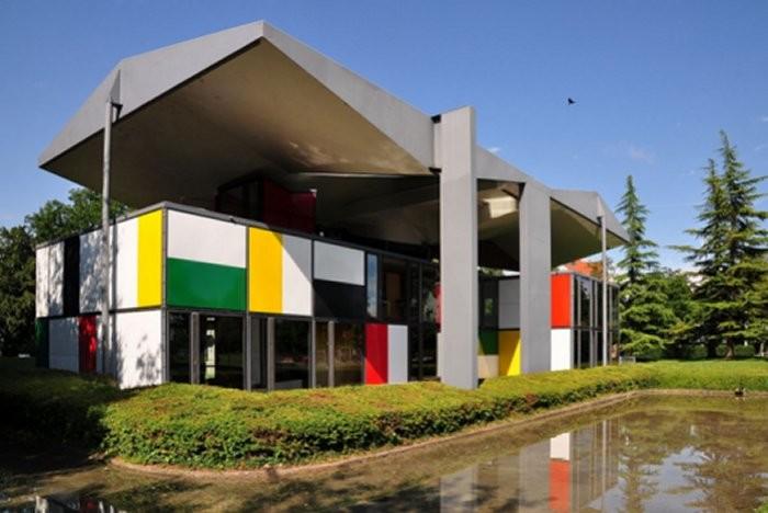Le Corbusier, de la couleur au volume – Conférence
