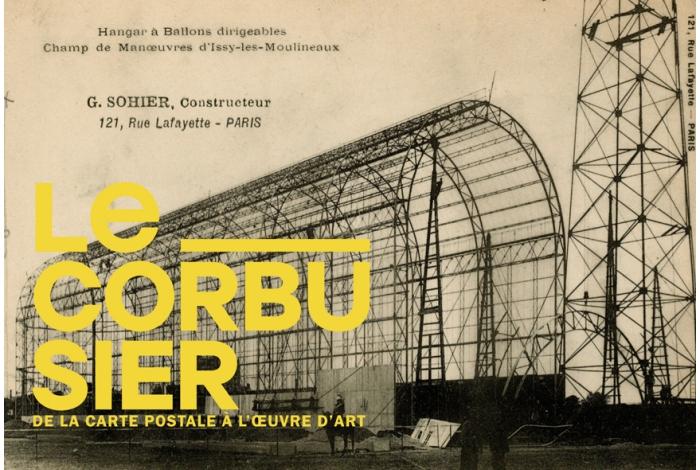 La carte postale chez Le Corbusier comme source de création ANNULE