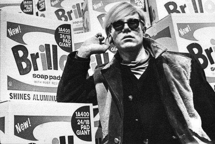 Conférence «Les stars du pop art, Warhol mais pas que… – en ligne