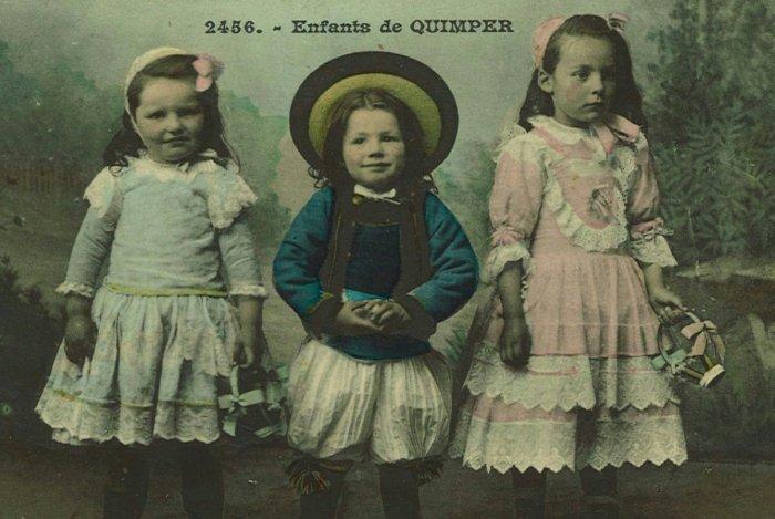 Rallye autour du costume breton (6-8 ans)