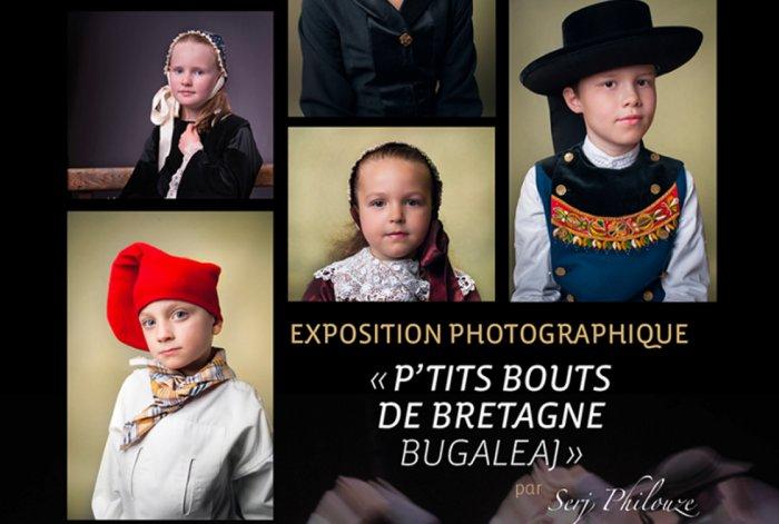 Exposition photo «P'tits bouts de Bretagne Bugaleaj»